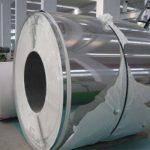 Bobina in acciaio inossidabile 316 / 316L