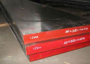 1.2344 H13 SKD61 acciaio per utensili piatto