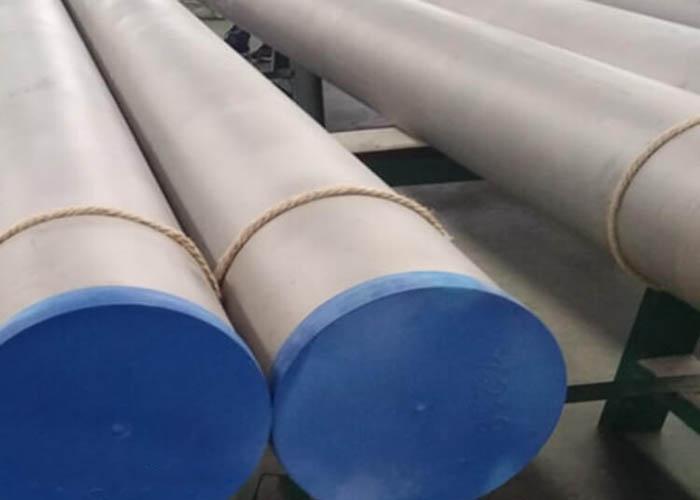 Tubo in acciaio inossidabile duplex ASTM A790 UNS S31803 S32750 S32760