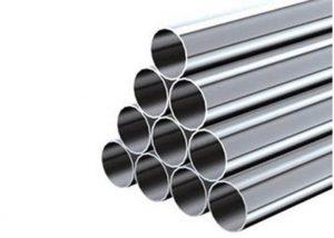 ASTM A213 TP 347 ASME SA 213 TP 347H EN 10216-5 1.4550 tubo senza saldatura in acciaio inossidabile