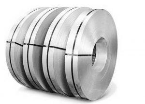 Nastro in acciaio inossidabile AISI 441 EN 1.4509 DIN X2CrTiNb18
