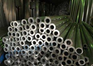 2011 2014 7005 7020 O T4 T5 T6 T6511 H12 H112 Tubo / tubo in alluminio