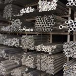 Tubo in alluminio 6082, 5083, 5086, 5052, 6063, 7075, 1100 Pipe