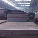 NM500 NM400 Piastra in acciaio resistente all'usura ad alta resistenza
