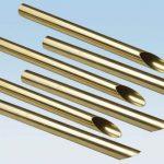 C44300 C68700 Tubo in lega di rame in ottone ASTM B111