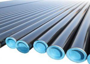 Tubo in acciaio strutturale a grana fine S275J0H S275J2H S355J0H S355J2H