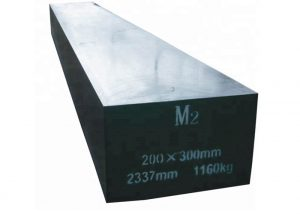 M2 1.3343 SKH51 Acciaio per utensili a barra tonda ad alta velocità