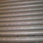 Tubo in lega 800H per tubi senza saldatura N08810