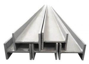 201 304 316 acciaio inossidabile H trave