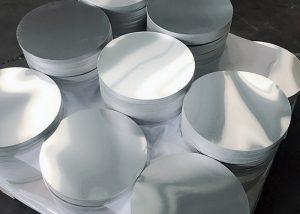 Cerchio / disco in alluminio 1050/1060/1070/1100/3003/3005