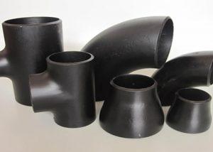 Raccordi per tubi in acciaio al carbonio ASTM / ASME A234 WPB-WPC A420-WPL6