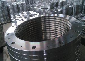 Flangia in acciaio legato A182F1 / F51 F9 / F111 F221 F91