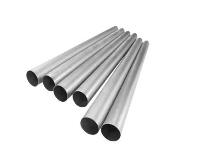 Tubo ASTM B167 UNS N06600 Inconel 600