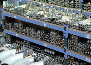 Raccordi per tubi in lega di nichel con riduttore a gomito Inconel 625