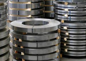 201304316309 nastro di acciaio inossidabile laminato a freddo con superficie 2B / BA / No.4 / HL / Mirror