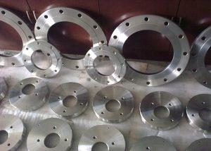 flange in acciaio inossidabile 253MA, S31254, 904L, F51, F53, F55